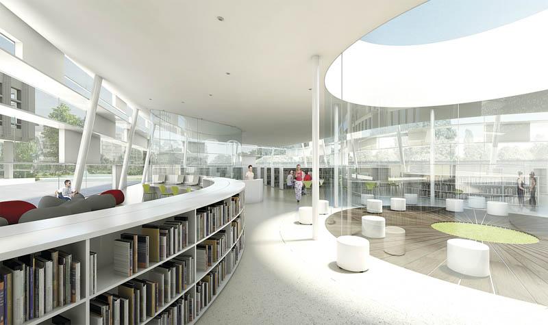 Photo 10 badia berger architectes notice for Bergers interieur