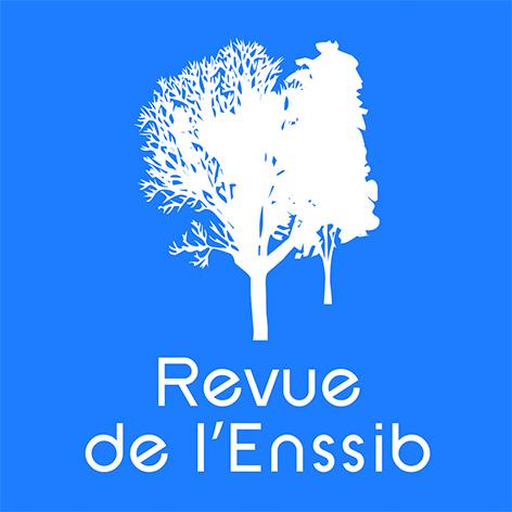 """Logo de la revue """"Revue de l'Enssib"""""""