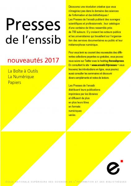 couv catalogue nouv presses 2017